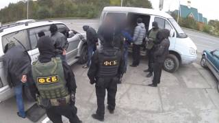 Оперативная съёмка спецназа. Как работает ОМОН и ФСБ. Жестокое задержание.