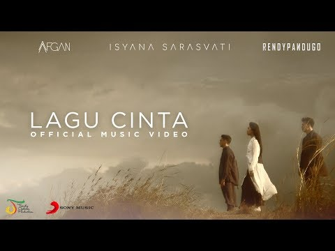 Afgan, Isyana Sarasvati, Rendy Pandugo - Lagu Cinta | Official Music Video - Trinity Optima Production