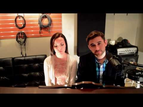 Say Something - A Great Big World (Black Agnes ft. Jordan Levesque cover)