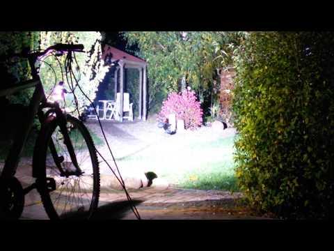 Fahrradlampe Extrem (Quecksilber-Höchstdruck UHP)