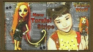 Cat Tastrophe + Fashion pack = New Toralei Stripe !!!