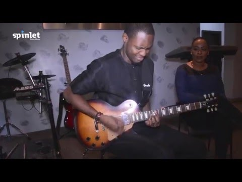 Spinlet Hangout with Femi Leye