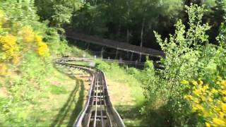 preview picture of video 'Silbersee Bob Frielendorf - onride | HD'