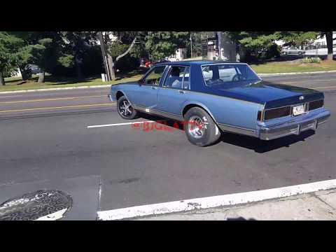 Watch Procharger small block Chevy 4 door Chevrolet Caprice