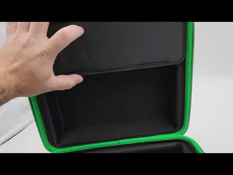 Zadii Hard Carrying Case Compatible with Xbox Series X Review, Great for traveling