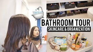 SKINCARECOLLECTION!What'sinmyShower/Bathroom🛀🏻