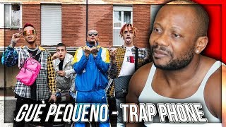 Guè Pequeno   Trap Phone Ft. Capo Plaza REAZIONE!!!