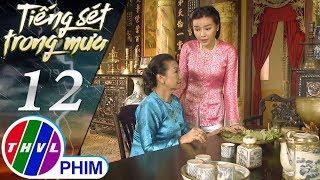 THVL | Tiếng sét trong mưa - Tập 12[6]: Hai Sách bàn với bà Hội chuyện khiến Bình mất cái thai