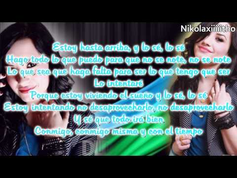 Demi Lovato Me, myself and Time Yo, yo misma y el tiempo traducida al español