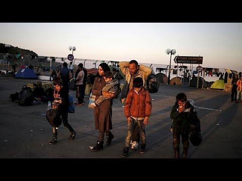 Απεγκλωβίζονται από το ανατολικό Αιγαίο οι πρόσφυγες