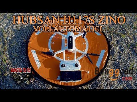 VOLI AUTOMATICI HUBSAN ZINO H117S