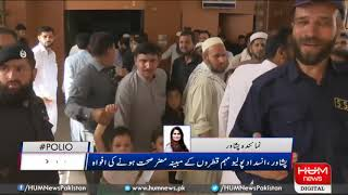 Polio vaccination drive hit snag in Peshawar amidst rumours