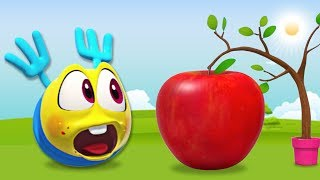 Tasty Apple! With Wonderballs | Cartoon Shows For Children by Cartoon Candy