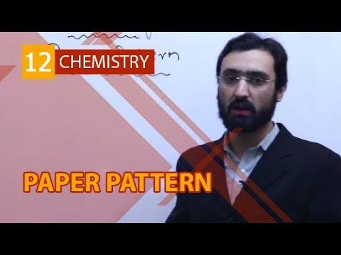12th Class Chemistry,Full Book-Paper Pattern Chemistry-FSC Part 2 Chemistry
