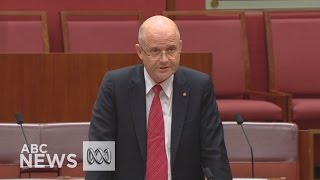 Senator Leyonhjelm Satirises Failed Border Force Operation With Poetry