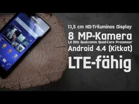 Sony Xperia style - review | mobilcom-debitel