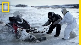 Falling Through Ice | Life Below Zero