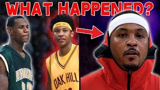 Why Carmelo Anthony Is NOT In The NBA