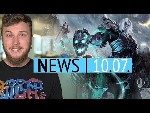 Diablo Season 11 Start-Termin und Infos - Bethesda verklagt wegen »brutalem« Trailer - News
