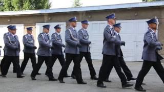 Święta Policji w Krośnie 2016 - Defilada
