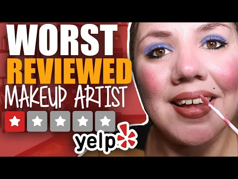 I WENT TO THE WORST REVIEWED HAIR SALON IN MY CITY 💇 ASMR Soft Talk