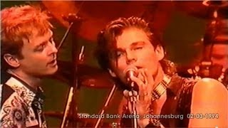 a-ha live - The Swing of Things  (High Quality Mp3) - Standard Bank Arena, Johannesburg - 02-03-1994