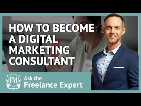 ✮✮How to become a digital marketing consultant | Freelancer Masterclass✮✮