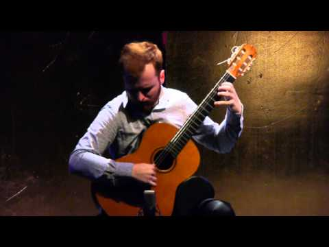 Marko Topchii; 1st Prize, Changsha (China) Int. Guitar Competition [Preliminary round]