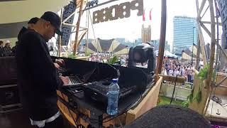 2015.05.23   Amine Edge & DANCE @ Pacha Festival, Amsterdam, NL