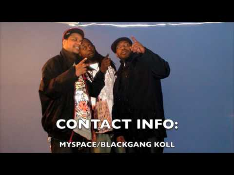 HIP HOP - BLACKGANG KOLL - THUGZ LIKE THEEZ - FT. ALAS - LONE STAR - p.f. cuttin mix