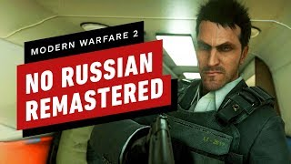 Call of Duty: Modern Warfare 2 Remastered - No Russian Mission Gameplay
