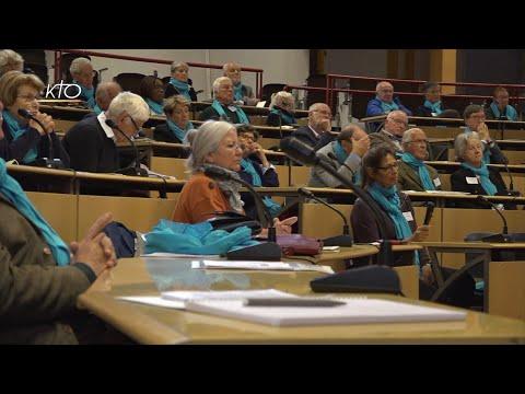 Les élus à Lourdes, la foi au coeur de l'engagement