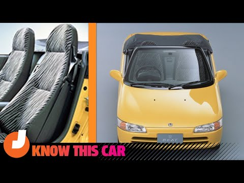 If Only I Exuded Joy Like A Honda Beat