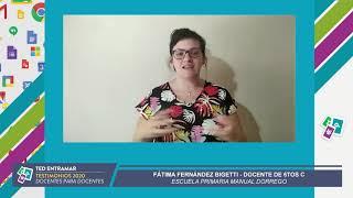 Fátima Fernández Bigetti, Escuela Manuel Dorrego