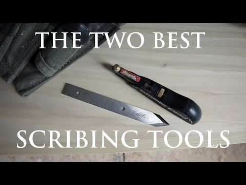 Favorite Scribing Tools - Trend Easy Scribe And Hock Marking Knife