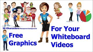 Free Images for Whiteboard Videos