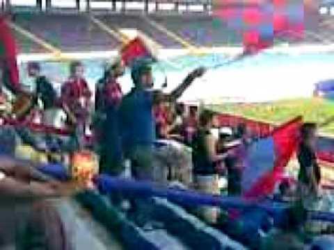 """Marcha Chaima"" Barra: Guerreros Chaimas • Club: Monagas"