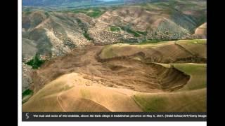 Massive Landslide | China Spying | Dead Fish