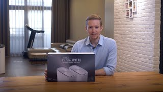 Unbox and Set up ASUS ZenWiFi with ASUS Router App | ASUS
