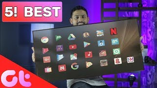 "5 BEST Android Smart TV Under 25000 | Above 40"", Full HD"