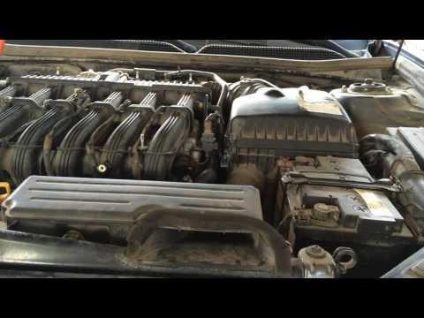 Фото к видео: Замена маслосъемных колпачков на Шевроле эпика 2007 год 2,5 литра Chevrolet Epica