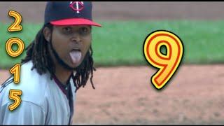 Funny Baseball Bloopers of 2015, Volume Nine