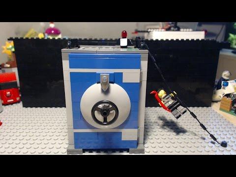 Vidéo LEGO City 40110 : LEGO City Coin Bank