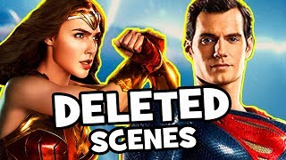 Justice League DELETED SCENES & Missing Characters Explained (Why We Need An Extended Edition!) | Kholo.pk