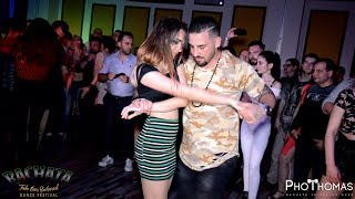 Daniel & Ladies [Reflejo] @ Bachata Take Over Bucharest 2019