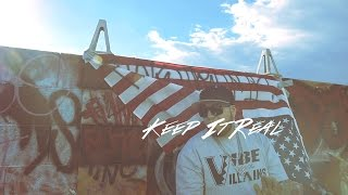 Dange Dizzy - 'KEEP IT REAL'   OFFICIAL MUSIC VIDEO