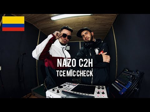 Nazo C2H - Untitled ( Feat. M-sBeatz ) [ TCE Mic Check ]