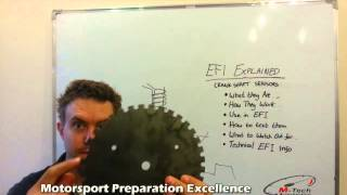 How Crankshaft Position Sensors Work :: EFI Explained by Matt @ M-Tech Automotive