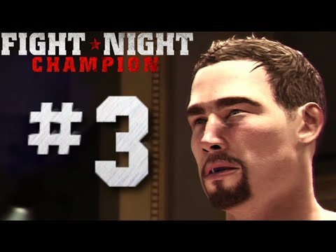 Fight Night Champion Legacy Mode (20 Subscribers Specials Special - DELAYED)