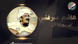 المي كله عشانك انت   هاشم ميرغني HD
